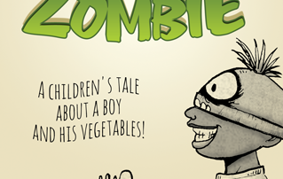 Tommy the Zombie book cover